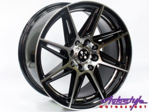 """15"""" Axe Enduro 4/100 & 4/114 MB Alloy Wheels-0"""