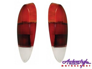 VW Type-3 71-73 Tailight Lens (pair)-0