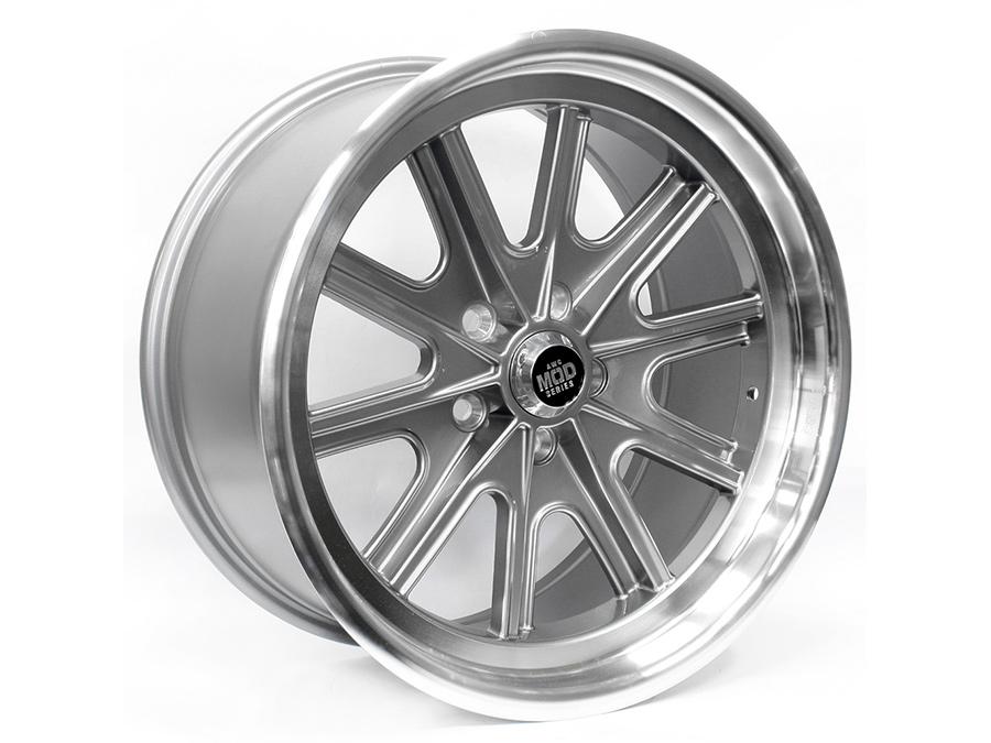 18″ Evo Eleanor 5/114 Alloy Wheels