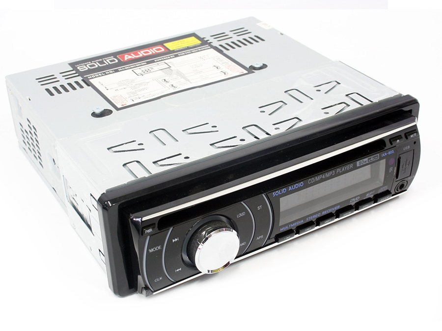 Solid Audio IXA-803 DVD/Mp3/USB Player