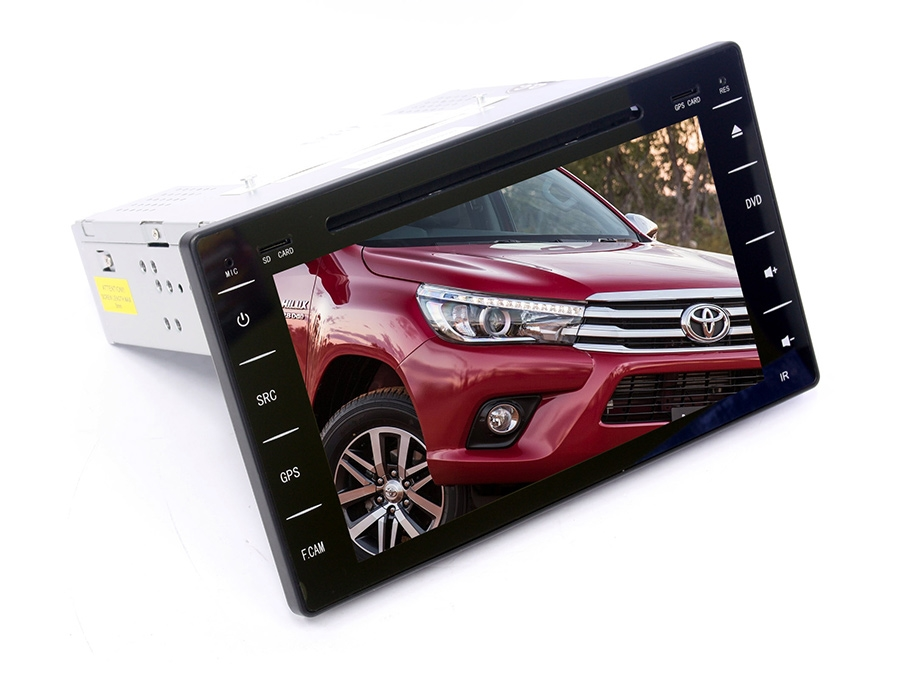 Planet Electronics Smart GPS/DVD/USB Receiver for 2016 Hilux