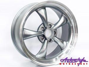 """18"""" Evo Rev 5/114 Alloy Wheels-28264"""