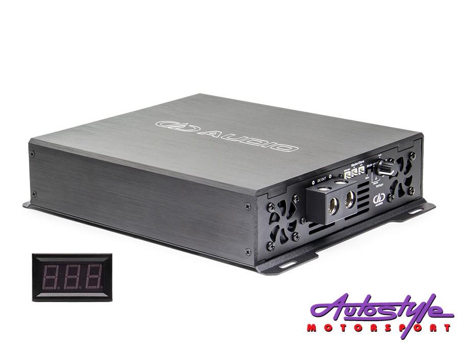 Digital Designs SPS-100.4 100 Amp AC~DC Power Supply-0