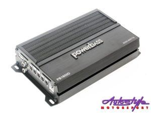 Powerbass6000w 1ch Mini Amplifier-0