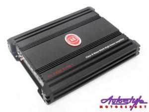 Referance Audio RA-4500.1 500rms 1channel Amplifier-0