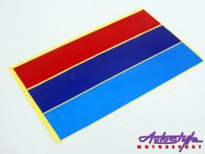 Sport Red/Blue Stripes Set -0