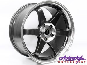 "18"" R-Line JH1052 5/114 GMML Alloy Wheels-0"