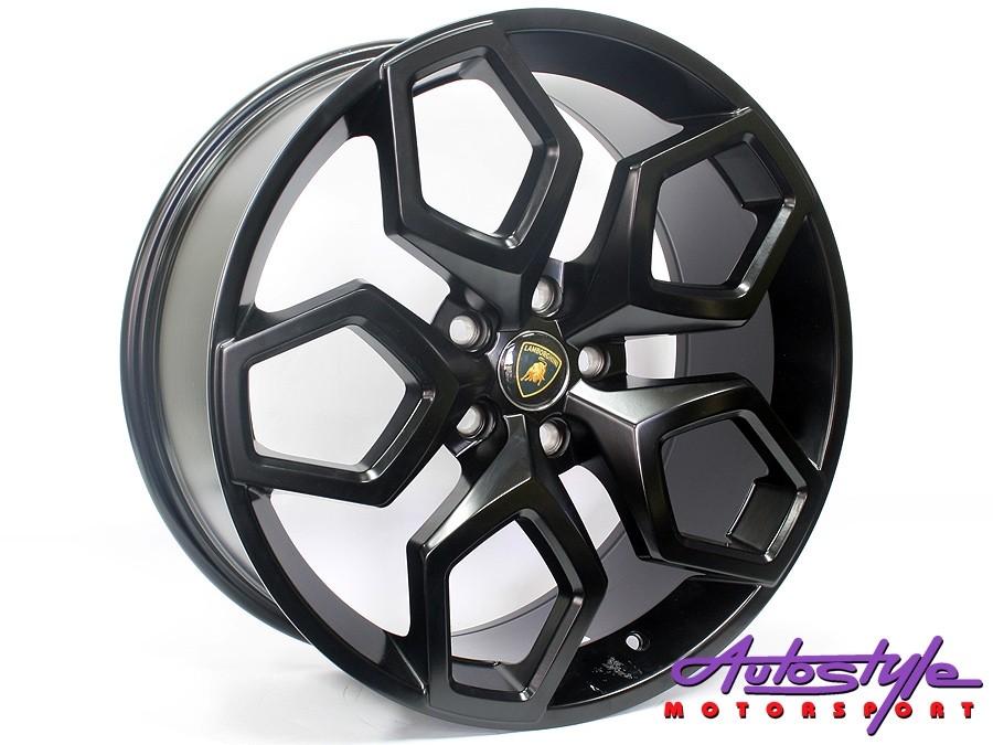 "19"" SM246MB Lambo style 5/112 MB Alloy Wheels-0"