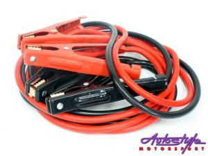 Car Booster Jumpstarter Cable (400amp) -0