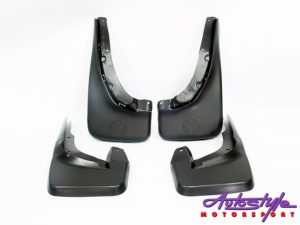 VW Golf / Jetta Mk4 Rubber Mudflaps (long design)-0