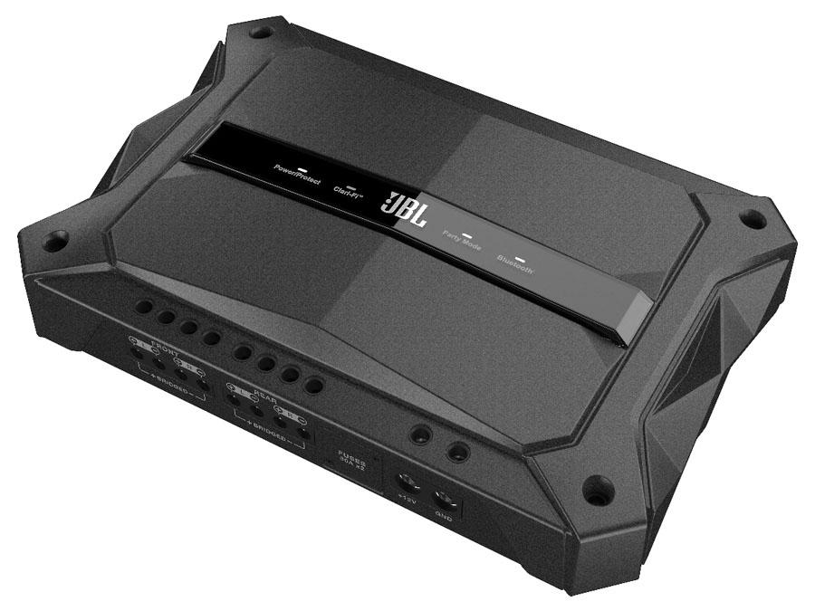 JBL GTR-104 1500w 4ch Amplifier
