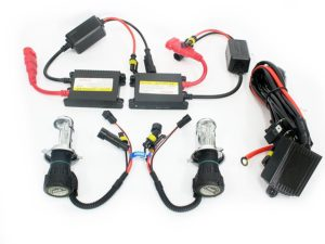 Eurolamp HID H4 6000k Conversion Kit-0