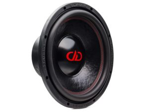 "Digital Designs DD212-S4 12"" Redline Series subwoofer-0"
