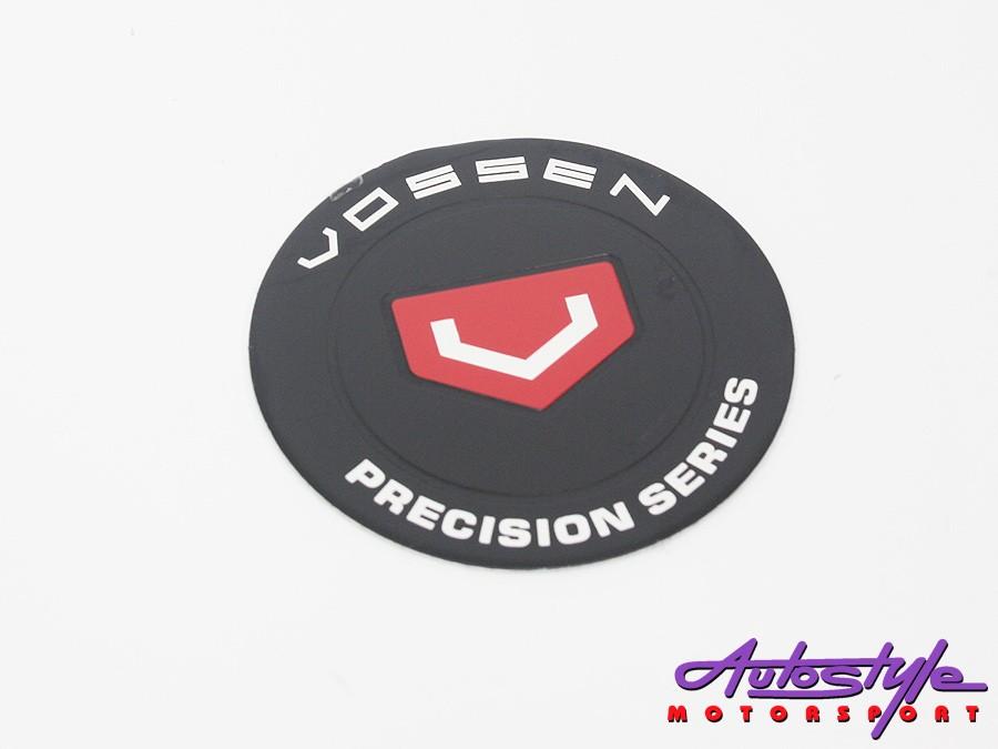 Vossen Black 55mm Mag Wheel Decals (set)-0