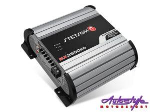Stetsom EX3500 3500rms 1ohm Monoblock Amplifier-0