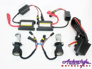 Eurolamp HID 9005 6000k Conversion Kit-0