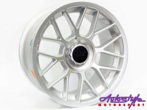 """17"""" Axe DLX-S 4/100 & 4/108 HS Alloy Wheels-0"""