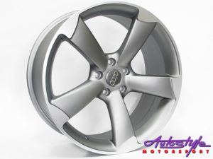 "19"" MG RS3 5/112 MG Alloy Wheels-0"