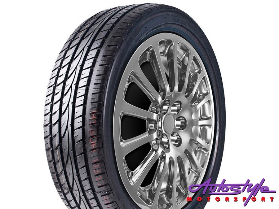 215-45-17″ Powertrac City Racer Tyres