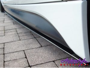 Suitable for E90 Flat Panel Side Skirts (pair)-0