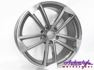 "19"" MG216 5/112 GM Alloy Wheels-0"