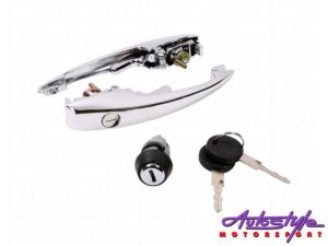 VW Classic Beetle Door lock & Ignition Kit-0