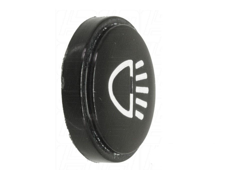 VW Classic Beetle Headlight Switch Knob Cap for Padded Dash