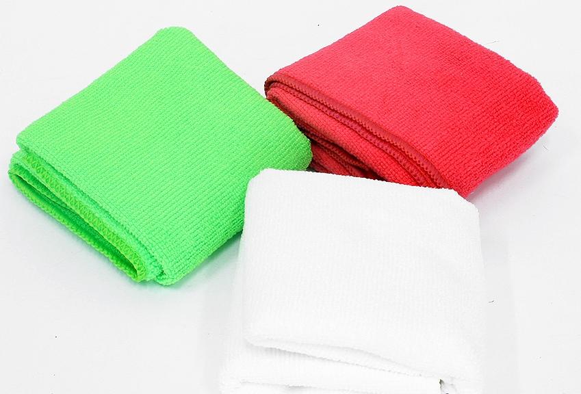Turtle wax Microfibre Towel (3pc set)