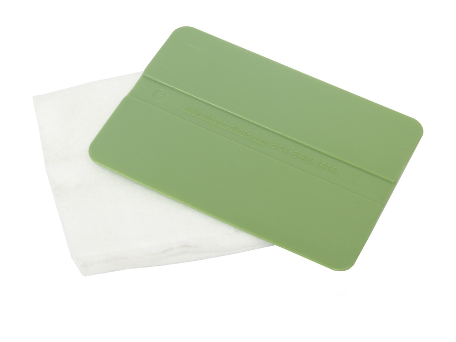Lamin-X Application Squeegee with Felt