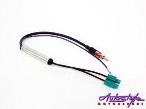 CarAv Amplified Aeriel Adaptor-0