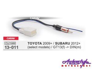 Radio Antenna Adaptor for Toyota 2009+-0