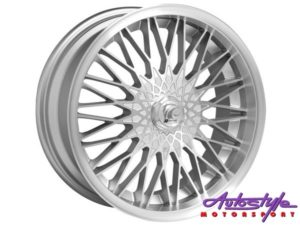 "17"" A-Line Falcon 5/112 SSML Alloy Wheels-0"
