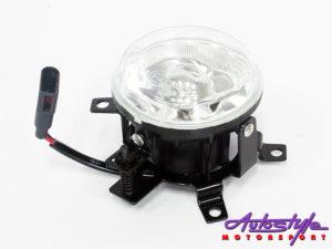 Ford Figo 2010-2012 Bumper Foglamp Set-0