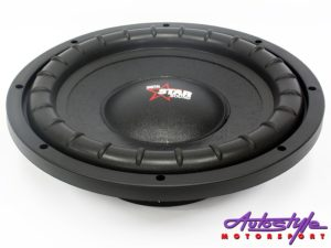"Starsound SSW-F12-3150 12"" Flat Series DVC Subwoofer-0"