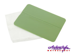 Lamin-X Application Squeegee with Felt-0