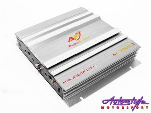 AudioFusion 3000w 2 Channel Amplifier-0