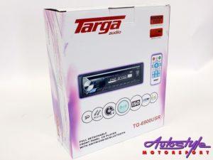 Targa TG-6900US Mp3 Cd Front Loader-28607