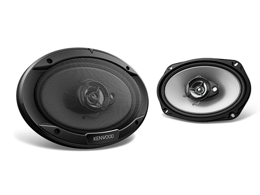 Kenwood KFC-PS6966s 450w 3way 6×9″ Speakers for sale  Gauteng