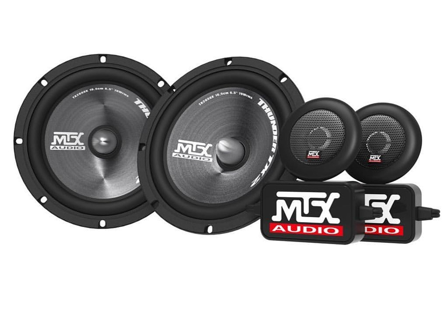 MTX TX265SX 280w 70rms 6″ 2way Split System