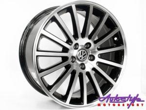 """17"""" Evo WRC 5/100 Alloy Wheels -0"""