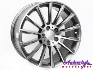 "18"" Evo Z63 5/112 Alloy Wheels-0"