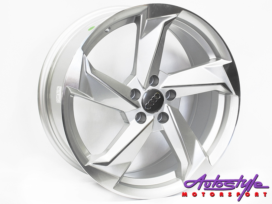 18″ Evo Razr2 5/112 SMF Alloy Wheels