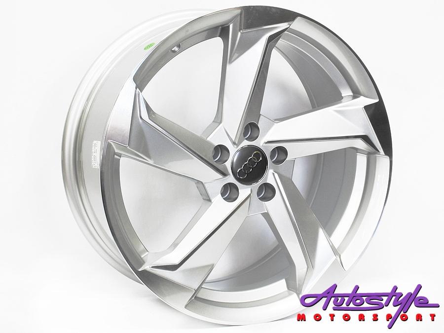 18″ Evo Razr2 5/112 SMF Alloy Wheels