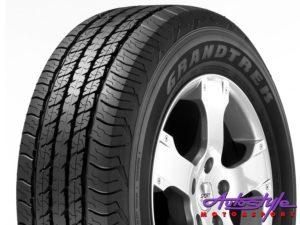 205R16C Dunlop Grandtrek AT20 Tyres-0