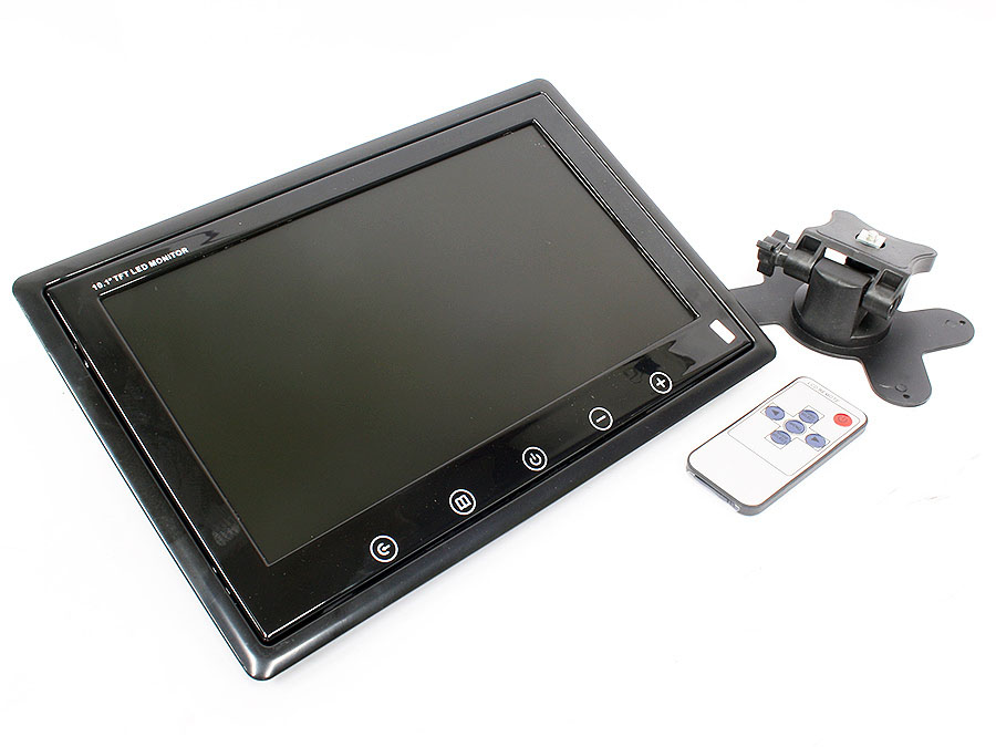 Evo Tuning 10″ Dash Mount LCD Screen