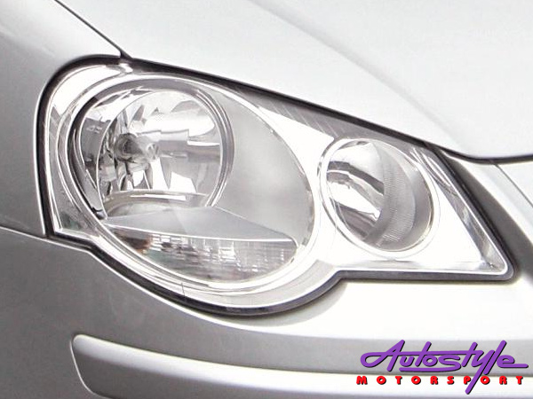 VW Polo 9n3 05-09 Replacement Headlight (RHS)