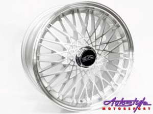 "17"" Evo Eagle 4/100 & 4/108 Alloy Wheels-0"