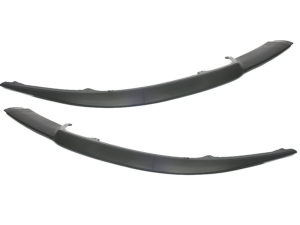 VW Polo Vivo 2010+ Cupra Style 2pc Front Spoiler-0