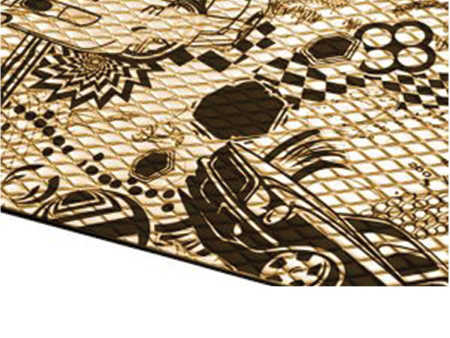 Dr Artex Gold series sound deadening mat