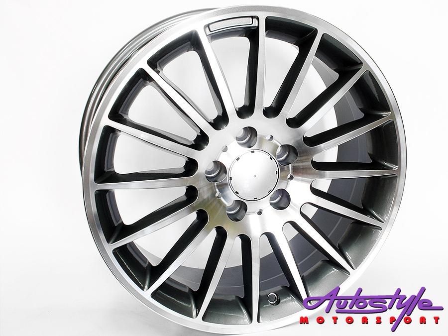 "17"" QS C63 Style 5/112 MBML Alloy Wheels-0"